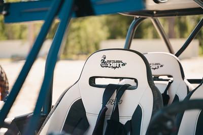 Return to Dirt x High Fives RZR Camp 2020