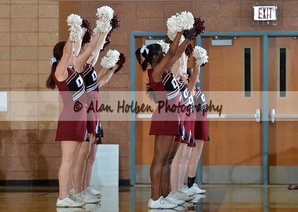 Girls varsity basketball - Waverly at Okemos - Jan 10
