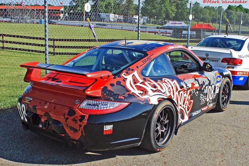 GS-Rebel Rock Racing Porsche Carrera