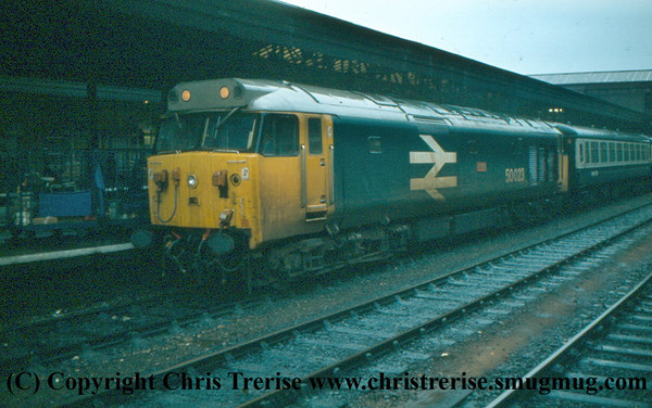 Railway Photos 1981
