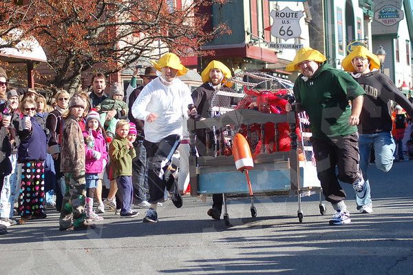 Bar Harbor Bed Races
