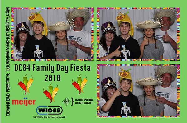 DC84 Family Day Fiesta 2018