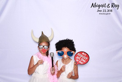 Abigail and Ray 06/23/2018