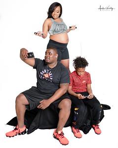 Stefanie & Davis Maternity Shoot