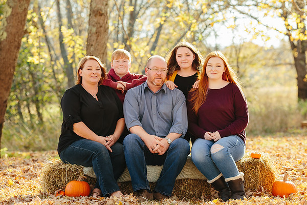 Fall Family Mini Sessions-The McConchie-Johnstons