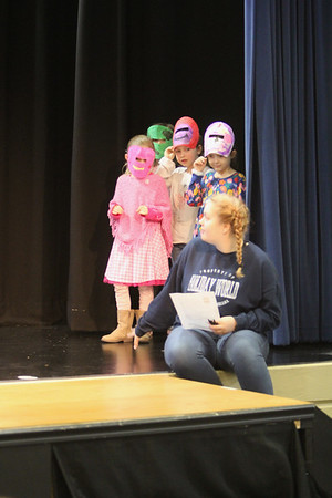 CAI Theater Workshop 2018