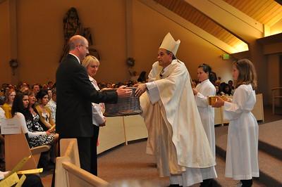 Confirmation Mass 2010