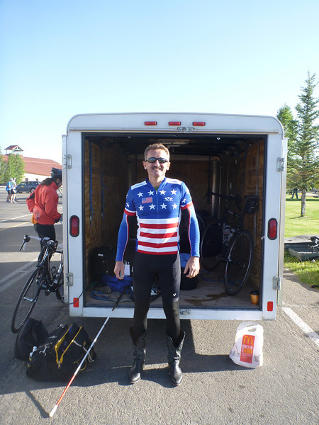 Ride The Rockies 2012