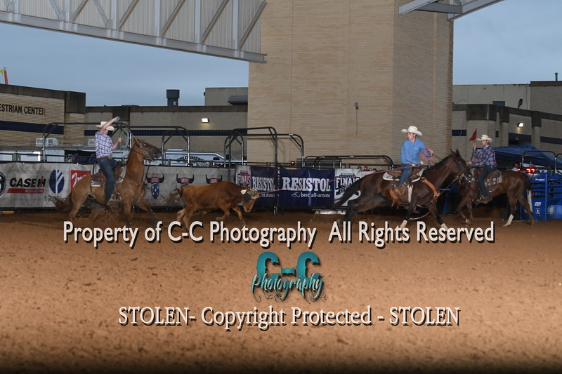 #12 Shootout  USTRC Finals 2020 Fort Worth TX