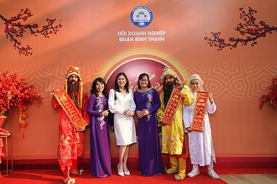 Event - Tiệc mừng xuân Hội Doanh Nghiệp quận Bình Thạnh