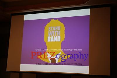 Rand Paul for Rod Blum 2014