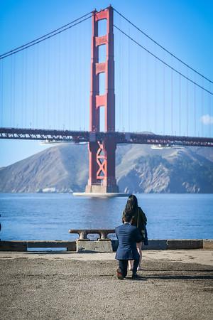 Sean Crissy Field Proposal, San Fran.