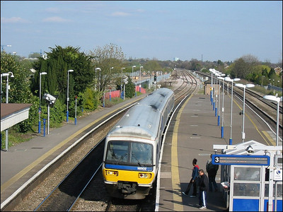 Rail Scene - 2003