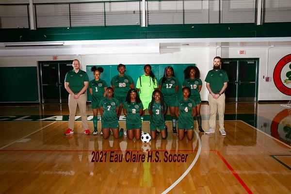 2021 Eau Claire girls soccer