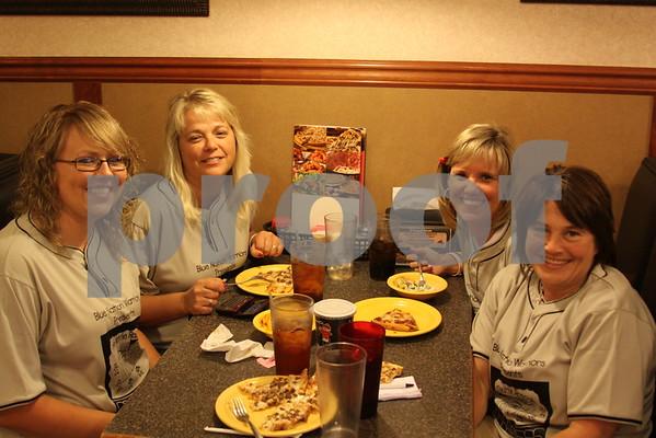 Blue Nation Warriors Pizza Dinner - June 2010