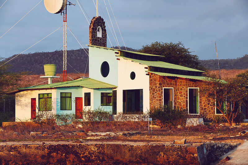 Puerto Velasco Ibarra, Floreana Church