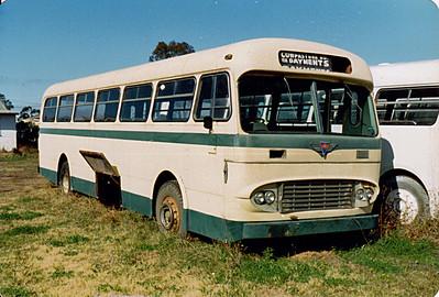 Calabro's Bus Service - Bonnyrigg NSW