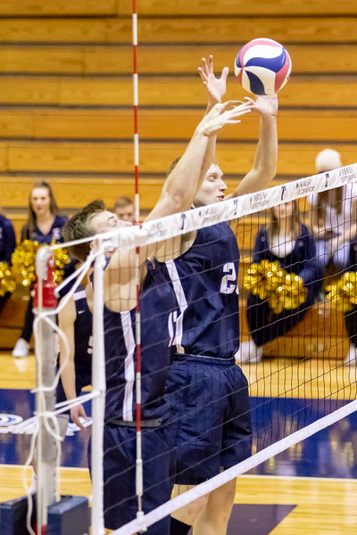 Trine Men's Volleyball vs Loras