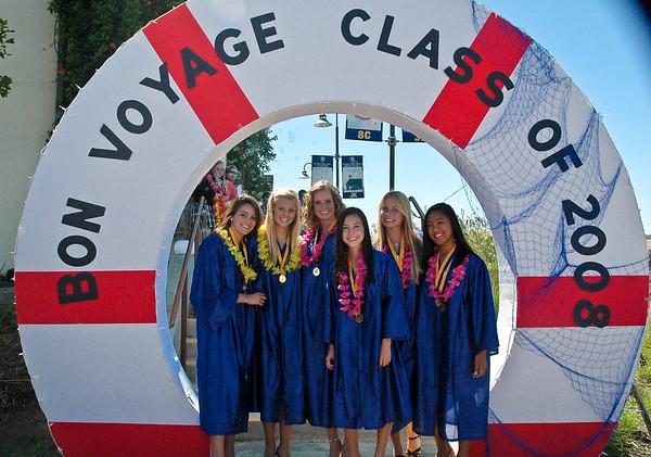 Serra Catholic - 8th Grade Graduation