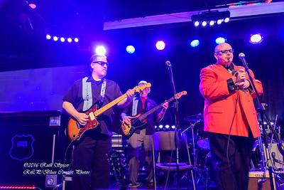 Blind Raccoon Showcase Purple Haze & IBC Rum Boogie - Memphis, TN - CONCERT PHOTOS - 01-27-2016