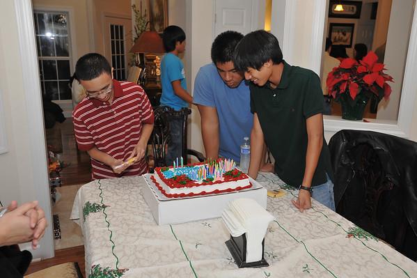 Nico's 18th