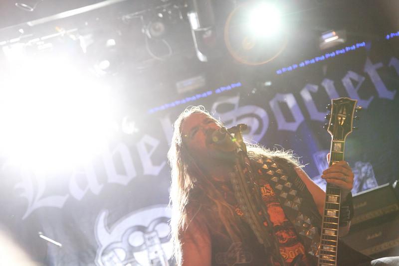 Zakk Wylde concert at Hard Rock Cafe