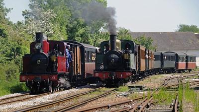 Baie de Somme Railway, 2012