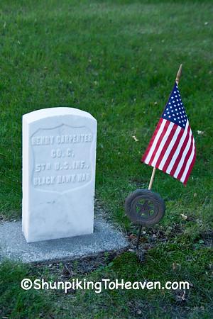 Black Hawk War Veterans