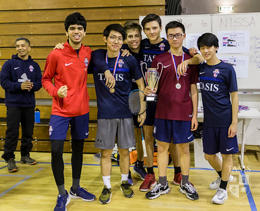 NISSA Badminton Singles Championships