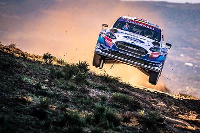 WRC Rally Italia Sardegna 2020
