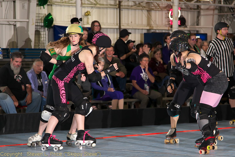 4-15-15, High Rollers v. GNR, Second Half