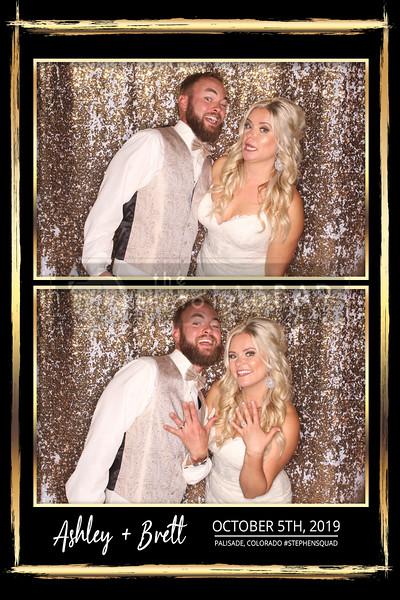 Ashley and Brett 2019