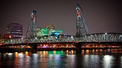 Portlandia XII, Winter Lights - 2020/02/06