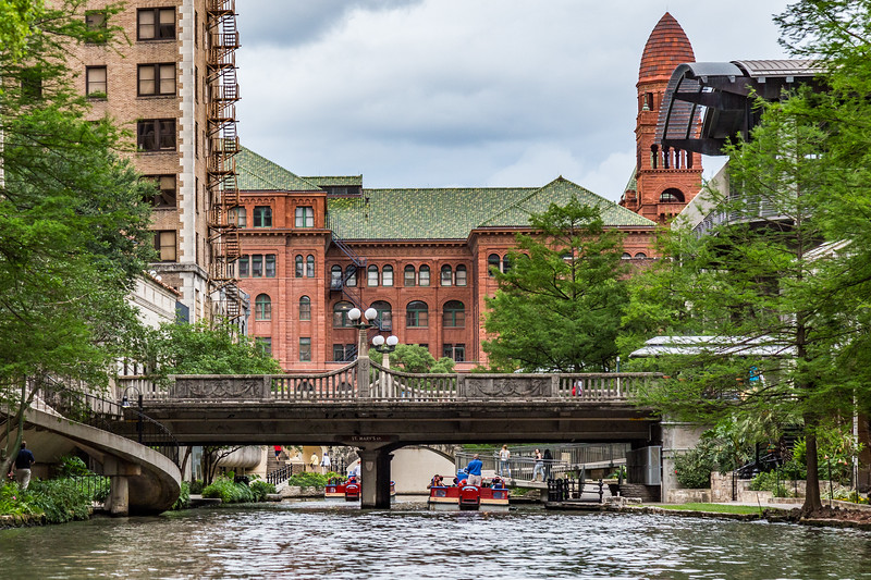 San Antonio Riverwalk