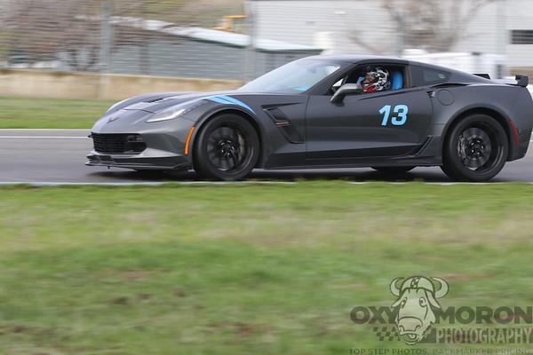 13 Corvette