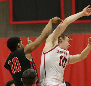MIT-Clark Men's Basketball Feb. 13, 2019