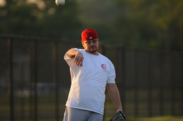 TRCC Softball Team Aug. 25, 2009