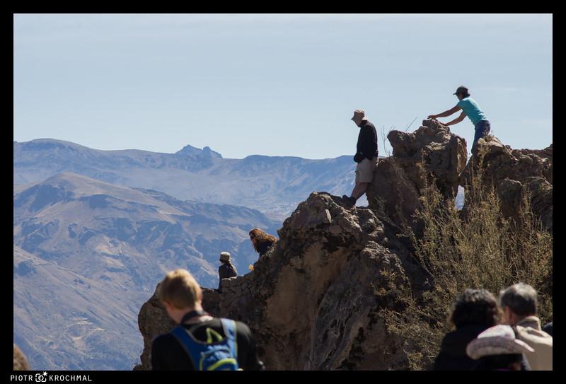 Peru Colca Canion