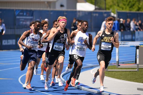 Men's 800M Final - 2021 NCAA D2 Outdoor T&F