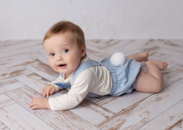 Child: Eddy (Six Month)