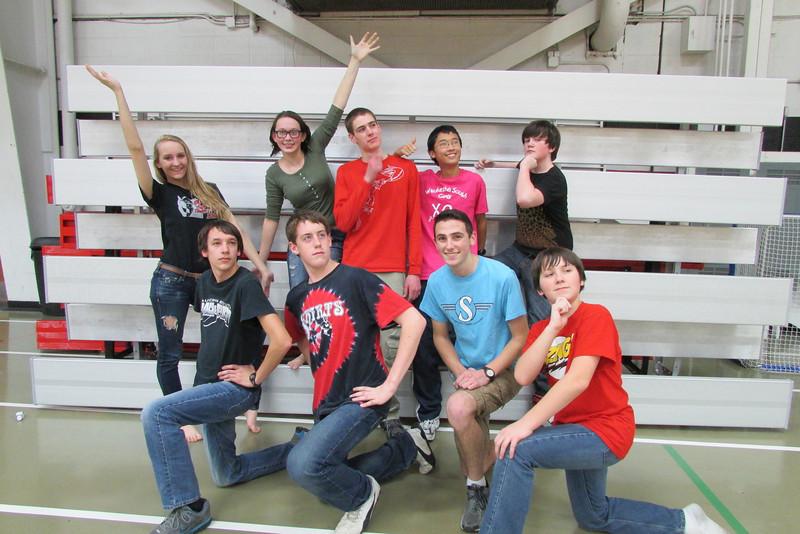 Ultimate Frisbee Team C