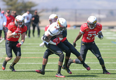 Terps Football Scrimmage - 4/6/2013