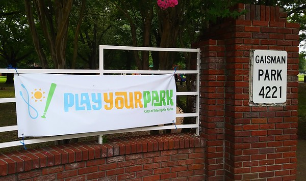 Play Your Park - Memphis