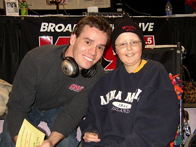 KS95 For Kids Radiothon - March 2003