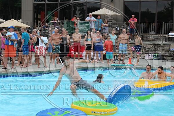 July 11 - Pool Games