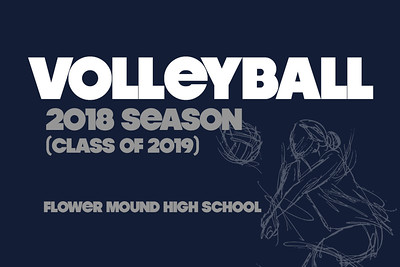 FMHS Volleyball - 2018 Season