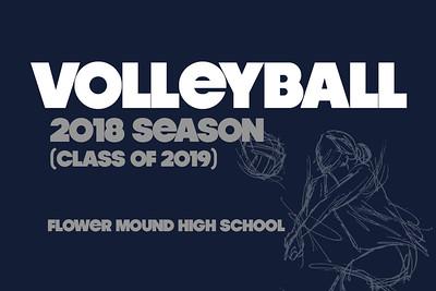 FMHS Volleyball - 2018 Season