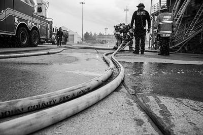 2020 Fire School 20-1 - Second Burn Day
