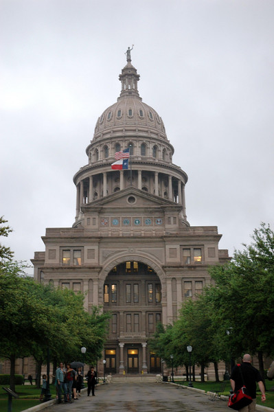 2007 austin capitol and univ of texas