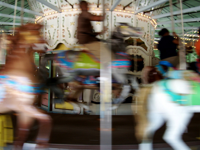 Photos of the Carousel.